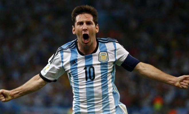 Argentina continua en zona de repechaje en las Eliminatorias