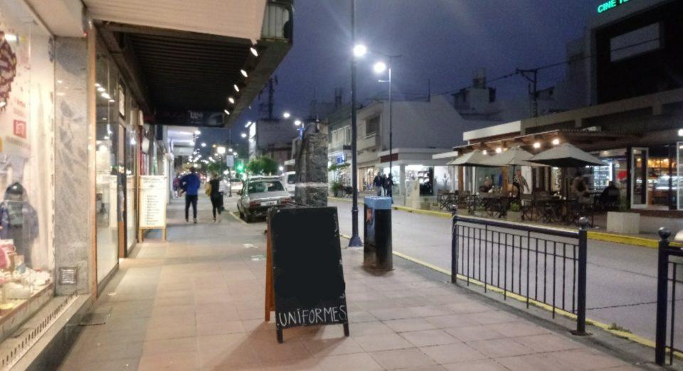 ¿Cómo es la actividad comercial en la ciudad frente al avance del COVID-19?