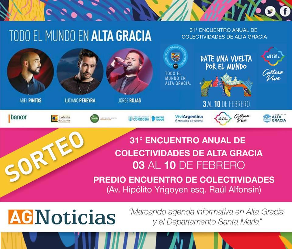 AG Noticias sortea entradas para el Festival de Colectividades