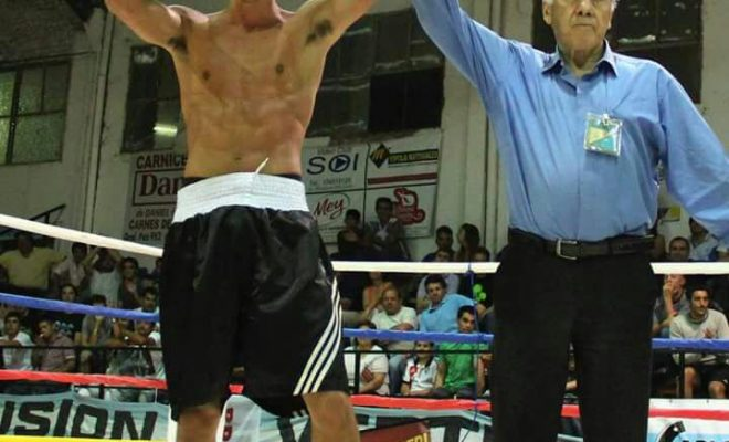 Boxeo: Edu Casal retorna este sábado a los cuadriláteros