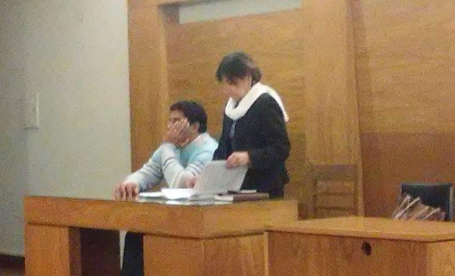 Jorge Alfaro, condenado por abuso sexual en grado de tentativa