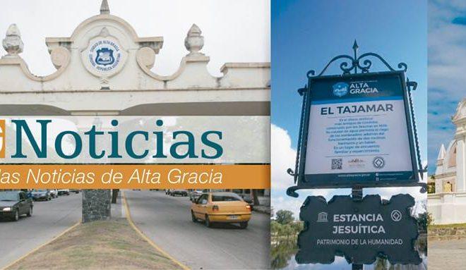 Noticias de Alta Gracia Córdoba