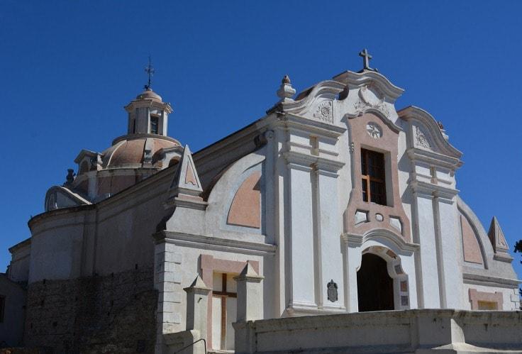 Capilla de la Estancia jesuitica de Alta Gracia