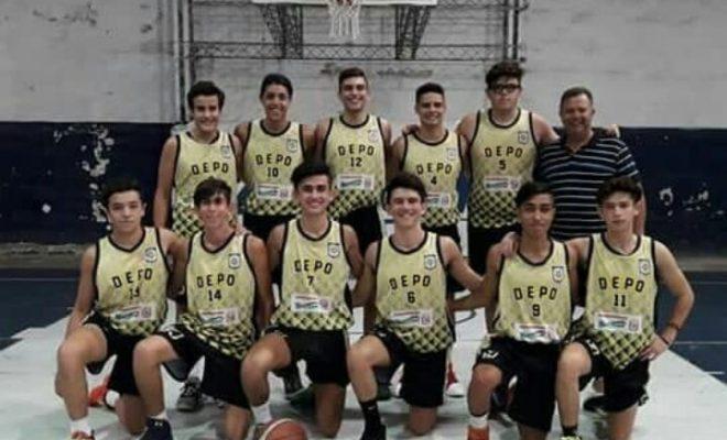 Equipo Sub 17 de Deportivo Norte