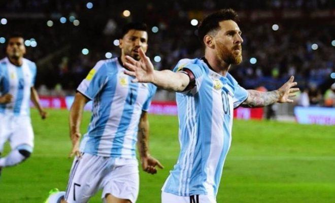 Argentina ante Islandia, y todo el finde mundialista