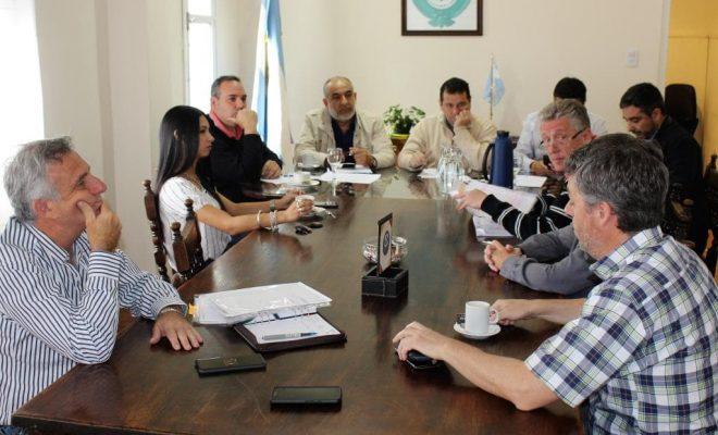 Audiencia pública en el Concejo Deliberante