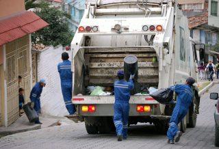 Informan cronograma especial de recolección de residuos