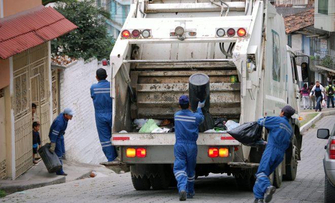 Así será la recolección de residuos el fin de semana largo