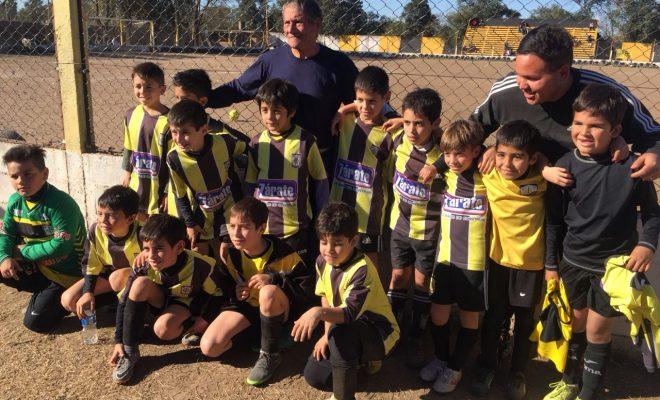 Deportivo Norte: clase 2009 campeona
