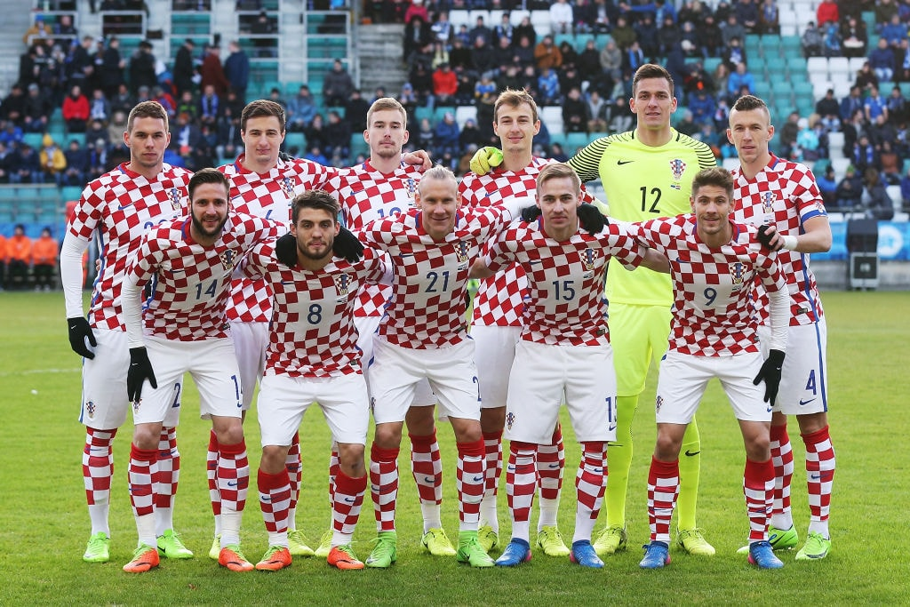 Croacia inicia su participación ante Nigeria.