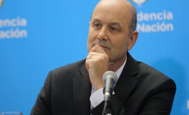 Federico Stuarzenegger renunció al BCRA