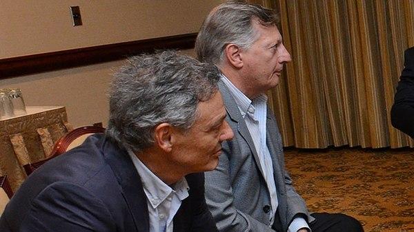 Aranguren y Cabrera, ahora ex ministros