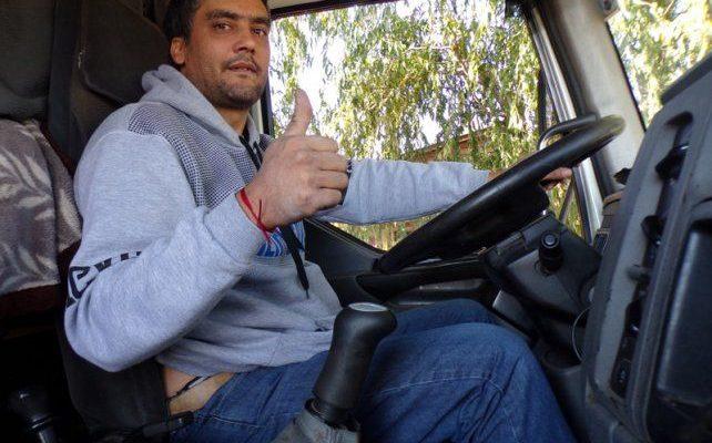 CEDER busca empleo para camionero