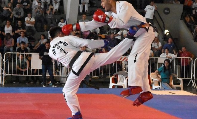 Taekwon Do en Alta Gracia