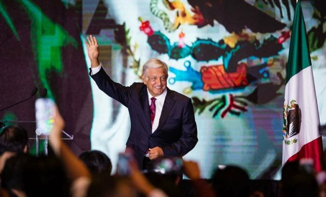 La izquierda representará a México