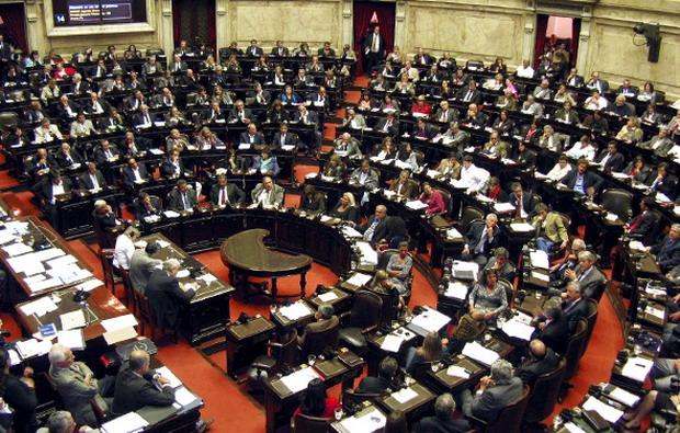 La Cámara de Diputados sancionó la Ley Brisa y la Ley Justina