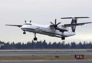 Un empleado aeroportuario robó un avión y luego lo estrelló