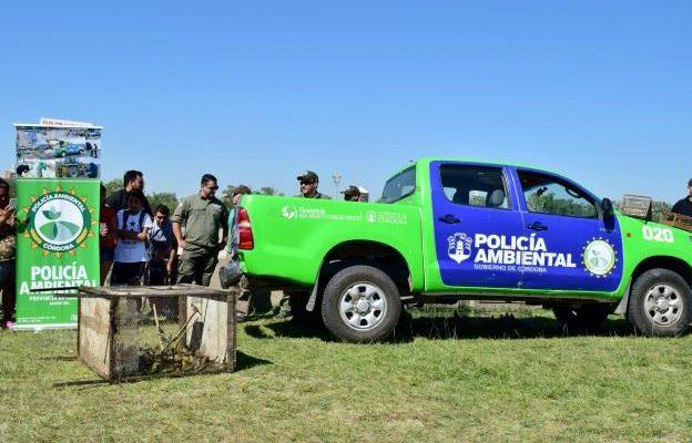 Policía ambiental habilitó una web y un 0800 para denunciar