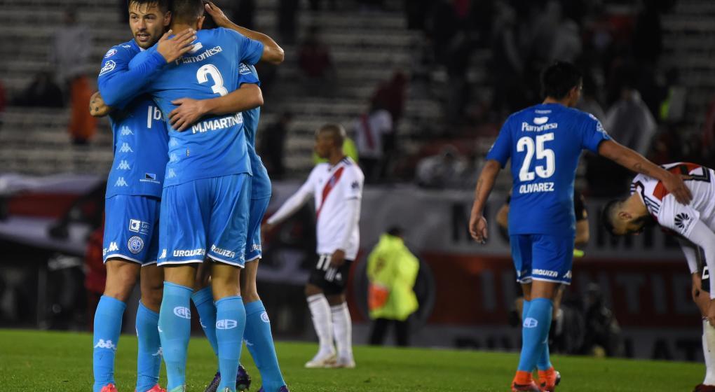 Belgrano vs. River