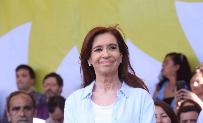 Allanarán las propiedades de Cristina Fernández