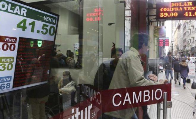 El dólar superó los $40 en el mercado argentino
