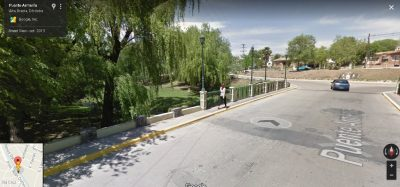 Encontraron una bebé fallecida en el puente Armenia