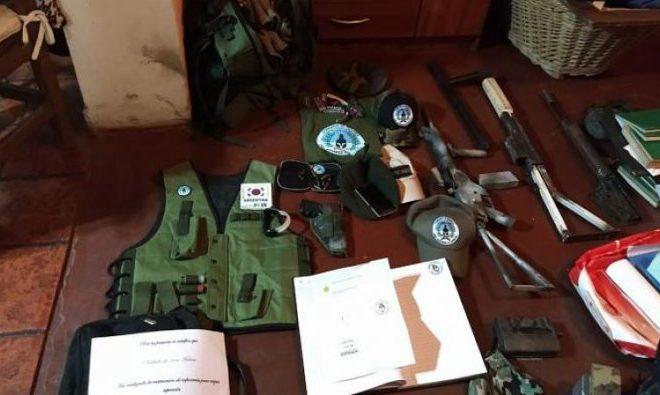 """Banda Paramilitar: ya son 10 los detenidos acusados de """"asociación ilícita"""""""