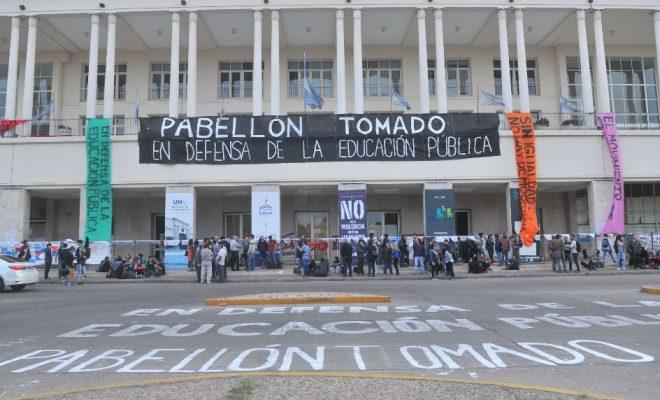 Autoridades de la UNC se reunirán con los alumnos