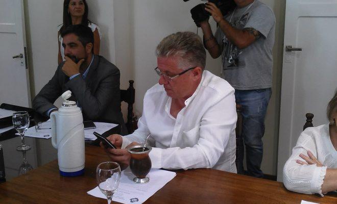 """Roberto Brunengo: """"este mecanismo transparenta la selección de candidatos"""""""