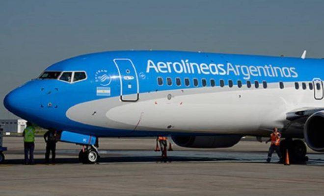 Paro general: Aerolíneas Argentinas confirmó su adherencia