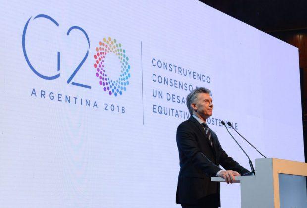 Cambiemos pide declarar feriado el 30 de noviembre por la Cumbre del G20
