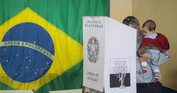 Más de 147 millones de brasilero están llamados a votar este domingo