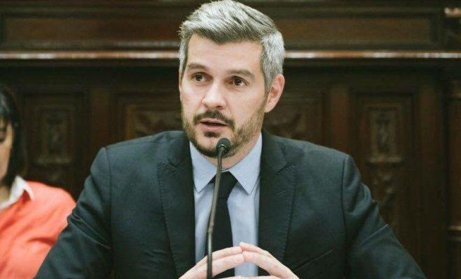 """Marcos Peña ratificó el Presupuesto y rechazó el pedido de """"rehacerlo"""""""