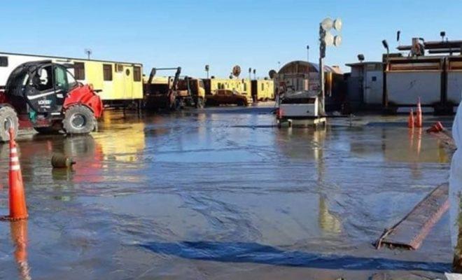 Multarán a YPF por un derrame de petróleo sobre 80 hectáreas de Vaca Muerta
