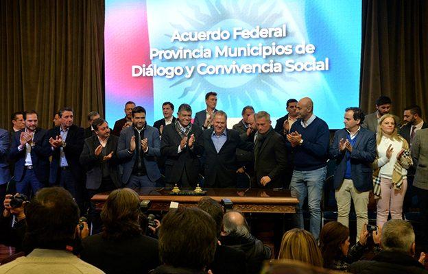 Acuerdo Federal: ya se transfirieron $78 millones a gobiernos locales