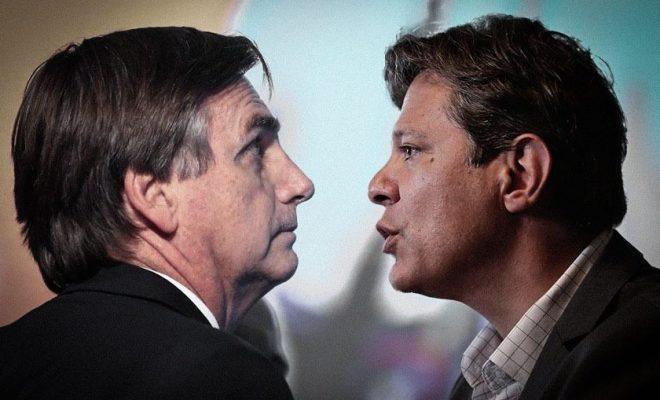 Brasil se prepara para el balotage: Bolsonaro vs. Haddad