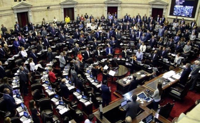 Presupuesto 2019 con media sanción de Diputados