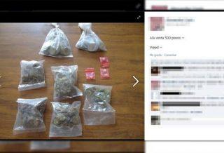 Formosa: Lo detuvieron por vender droga en Facebook
