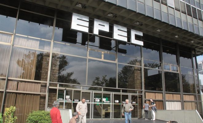 Epec solicitó un nuevo aumento en la tarifa de luz