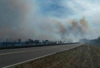 Están contenidos los incendios en Bialet Massé y el Camino del Cuadrado