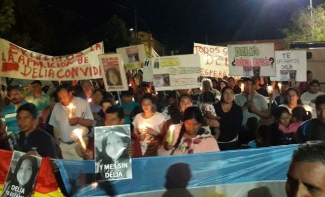 """""""Viva la queremos"""" gritaron los vecinos de La Paz"""