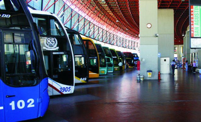 Provincia autorizó la reducción de frecuencias del Trasporte interurbano