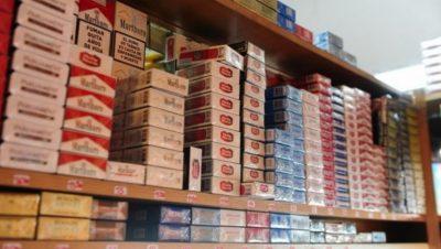 Los cigarrillos registraron una suba del 8,4%