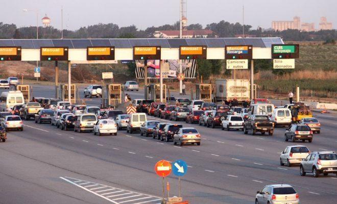 Autorizaron suba de peajes en rutas de todo el país