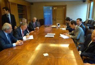 Schiaretti obtuvo un préstamo de 97 millones de euros para la construcción de escuelas y hospitales