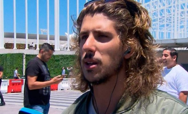 Detuvieron a Rodrigo Eguillor acusado de abuso sexual
