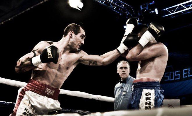 Sábado de boxeo con Fofi Moreschi en Despeñaderos