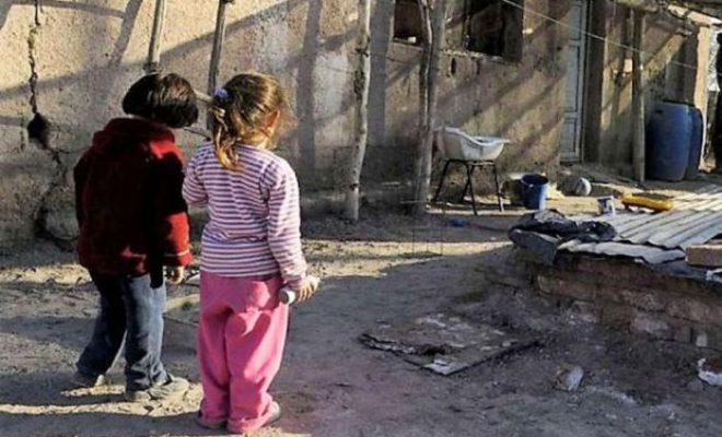 Un número que duele: 485 mil niños son pobres en la provincia
