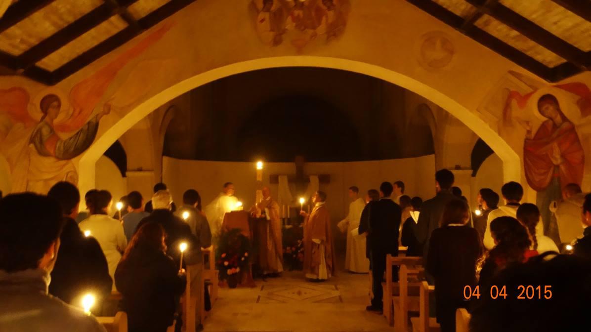Seminario del Monasterio del Cristo Orante, Mendoza