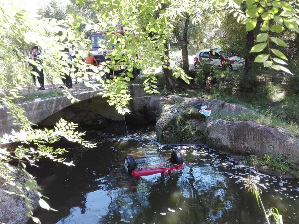Muerte en el arroyo: falleció docente del IPEM 97